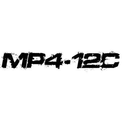 MP4-12C