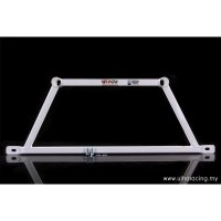 Ultra Racing Front Lower Bar 4-Point - 01-06 Toyota IST