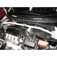 Ultra Racing Front Upper Strut Bar 2-Point - 11+ Honda...