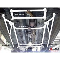 Ultra Racing Front Lower Bar 4-Point - 08+ Nissan X-Trail...