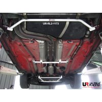 Ultra Racing Rear Lower Bar 4-Point - 10+ Audi A1 1.4 /...