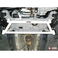 Ultra Racing Front Lower Bar 4-Point - 04-09 Skoda...