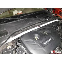 Ultra Racing Front Upper Strut Bar 2-Point - 10-14 Volvo S80