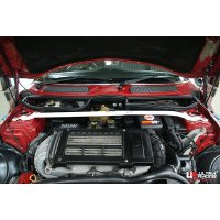 Ultra Racing Front Upper Strut Bar 2-Point - 01+ Mini...