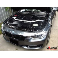 Ultra Racing Front Upper Strut Bar 2-Point - 11+ BMW F22...