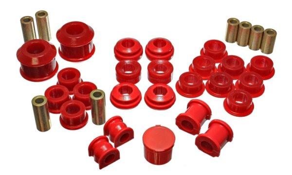EnergySuspension HyperFlex Master Kit red - 02-06 Acura RSX