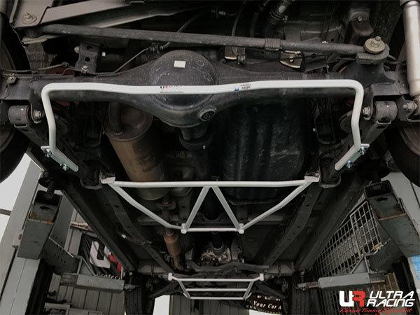 Ultra Racing Rear Sway Bar 19 mm - 16-18 Toyota Avanza (F652) 1.5 (2WD)