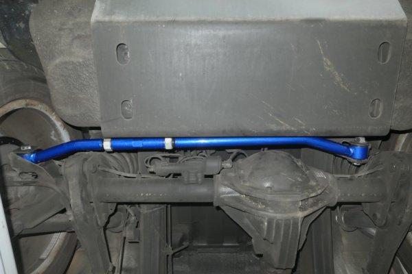 "Hardrace Rear Track Bar Adjustable (0""-4"") (Harden Rubber) - 90-18 Mercedes G-Class W463"