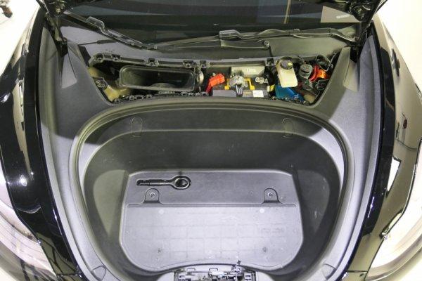 Hardrace Brake Master Cylinder Stopper - 17+ Tesla Model 3 (LHD Models)
