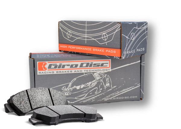 """GiroDisc """"S/S"""" Performance Bremsbeläge Set vorn - 86-02 Mazda RX-7 (FC/FD) 1.3 (T/TT)"""