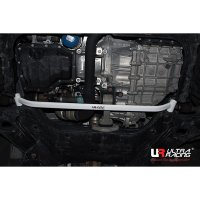 Ultra Racing front lower bar 2-point - 11+ Hyundai...