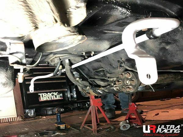Ultra Racing Stabilisator hinten 19 mm - 82-93 Mercedes W201-190E 1.8 (2WD)