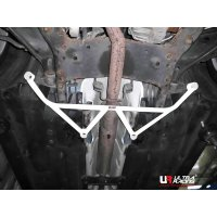 Ultra Racing Front Lower Bar 4-Point - 06+ Mini Cooper S R56