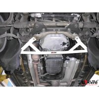 Ultra Racing Front Lower Bar 4-Point - 11+ Mercedes...