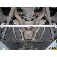 Ultra Racing Rear Lower Bar 2-Point - 03-10 BMW E63/E64...