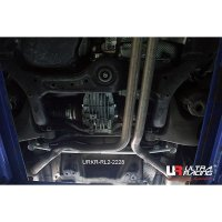 Ultra Racing Rear Lower Bar 2-Point - 11+ Audi A6 (C7) /...