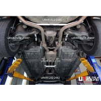 Ultra Racing Rear Lower Bar 2x 2-Point - 12+ Hyundai...