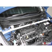 Ultra Racing Front Upper Strut Bar 2-Point - 11+ Kia Rio 1.4
