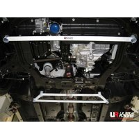 Ultra Racing Front Lower Bar 2-Point - 06-11 Kia Ceed /...
