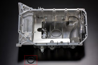 TODA Anti G-force Oil pan - 06-11 Honda Civic FN2 K20Z