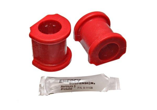 EnergySuspension Front Sway Bar Bushings red - 16mm - 02-05 Honda Civic