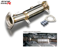 TODA Catalyst Adapter - Honda K20A (FD2)