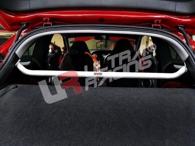 Ultra Racing C-Pillar Bar - 06-11 Honda Civic (FN2) (Type-R) 2.0 (2WD)