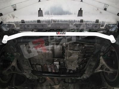 Ultra Racing Front Lower Bar 2-Point - 02-06 Acura RSX / Honda DC5 2.0/2.4 (2WD)