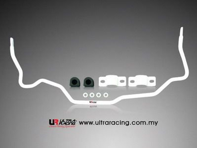 Ultra Racing Rear Sway Bar 23 mm - 91-01 Honda Prelude (BB1/BB4/BB5/BB6) H22A (2WD)