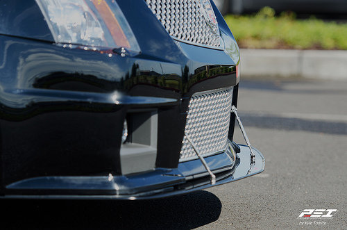 APR Performance Frontsplitter - Cadillac CTS-V Coupe / Sedan