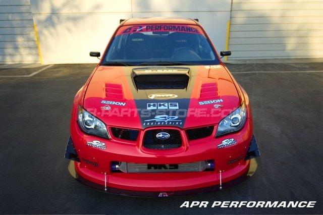 Apr Performance Ss Gt Widebody Aerodynamic Kit 06 07 Subaru Impreza Wrx Ab 860600 R Parts