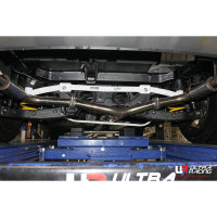 Ultra Racing Rear Lower Bar 4-Point - 14+ Kia Sorento 2.4D