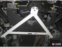 Ultra Racing Front Lower Bar 3-Point - 13+ Lexus IS300h