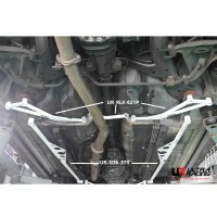 Ultra Racing Rear Lower Bar 8-Point - 95-99 Nissan Silvia...