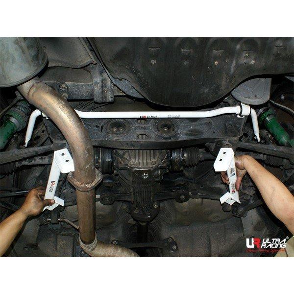 Ultra Racing Rear Sway Bar 23 mm - 93-02 Toyota Supra (JZA80) 3.0 2JZ (2WD)