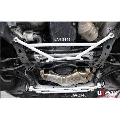 Ultra Racing Front Lower Bar 4-Point - 12+ Toyota GT86 / Scion FR-S / Subaru BRZ (2WD)