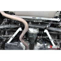 Ultra Racing Rear Lower Bar 2-Point -Toyota GT86 / Scion...