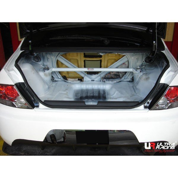 Ultra Racing Rear Upper Strut Bar 2-Point - 01-07 Mitsubishi Lancer Evo VII / VIII / IX (CT9A) 2.0T (2WD)