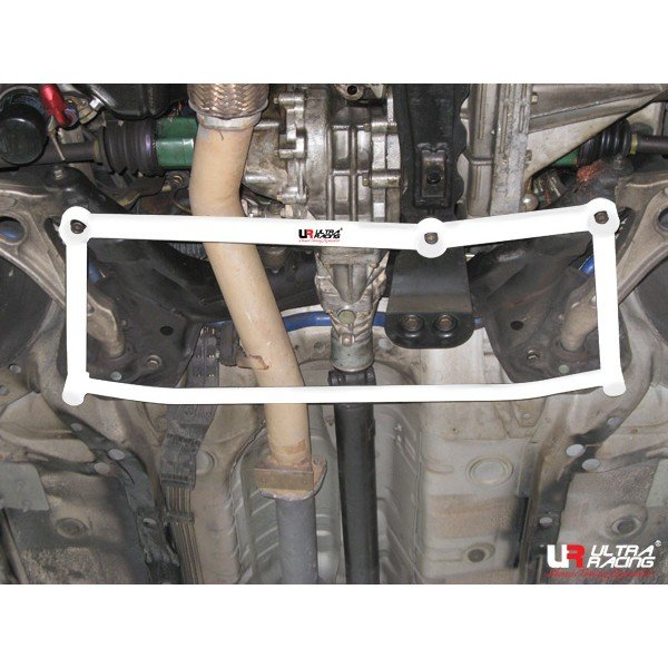 Ultra Racing Front Lower Bar 5-Point - 99-10 Mitsubishi Lancer Evo VI (CP9A) 2.0T (4WD)