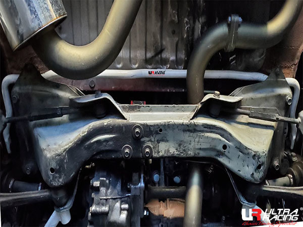 Ultra Racing Rear Sway Bar 23 mm - 89-99 Toyota MR2 (W20) 2.0 (3S-GTE) (2WD)