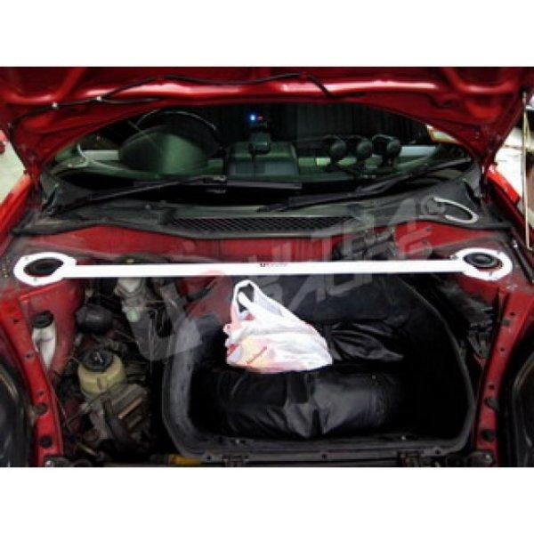 Ultra Racing Domstrebe vorn oben 2-Punkt - 99-07 Toyota MR2 (W30) 1.8 (2WD) (RHD)
