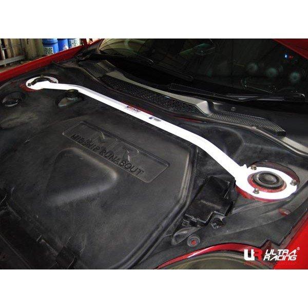 Ultra Racing Front Upper Strut Bar 2-Point - 99-07 Toyota MR2 (W30) 1.8 (2WD) (RHD Model)