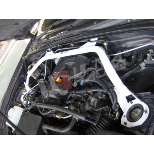Ultra Racing Front Upper Strut Bar 4-Point - 05-15 Mazda MX5 (NC) 2.0 (2WD)