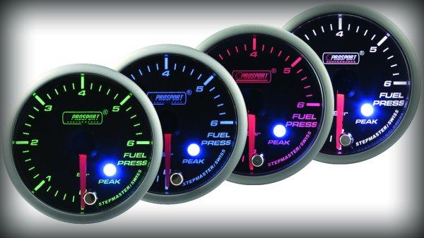 Prosport Racing Premium Series fuel pressure
