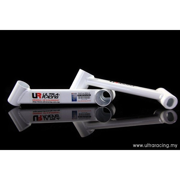 Ultra Racing Rear Lower Bar 2x 2-Point - 99-05 Lexus IS200 (XE10) 2.0 3S (2WD) / 98-05 Toyota Altezza (XE10) (AS200/RS200) 2.0 (2WD)