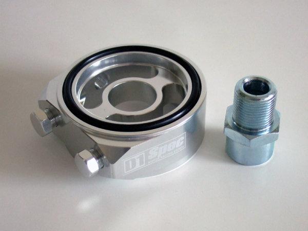 D1 Spec oil filter adapter M20
