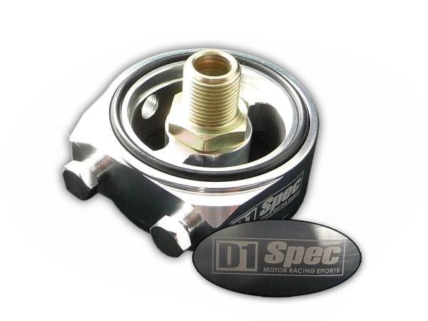 D1 Spec oil filter adapter M22