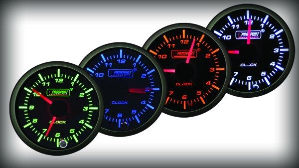 Prosport Racing Premium Series clock