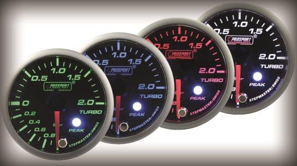 Prosport Racing Premium Series boost