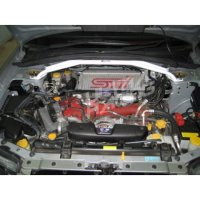 Ultra Racing Front Upper Strut Bar 2-Point - 01-03 Subaru...